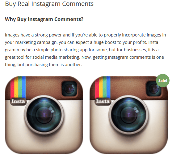 Why Buy Real Instagram Comments